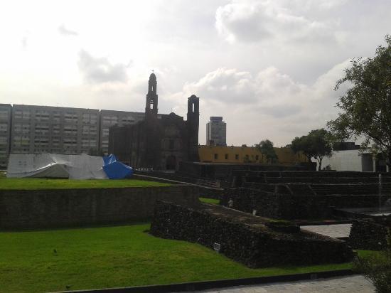 Tlatelolco : Ruínas