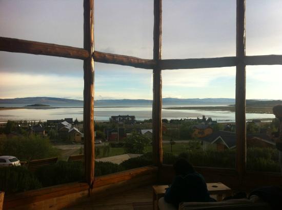 Blanca Patagonia: Vista Lobby