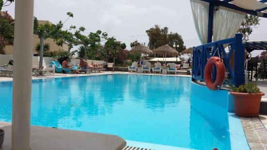 Hermes Hotel: Hotel Pool