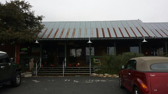 Cafe at the Ridge : Front
