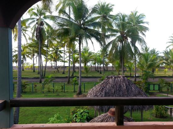 Cocomar Beachfront Hotel: View from room