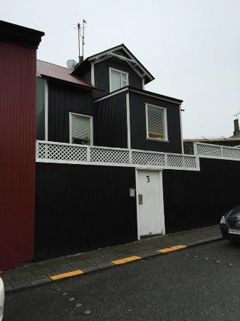 Apartment K: Apt K Bergstadastraeti 1, Reykjavik 101, Iceland