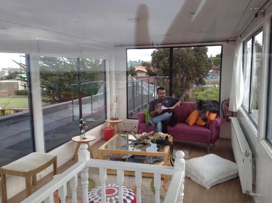 Ilaia Hotel : Terraza del hotel