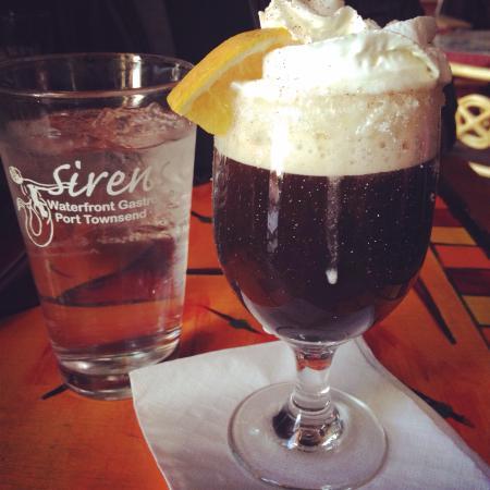 Sirens Pub : Spanish coffee