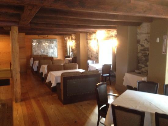 DeWolf Tavern Upstairs