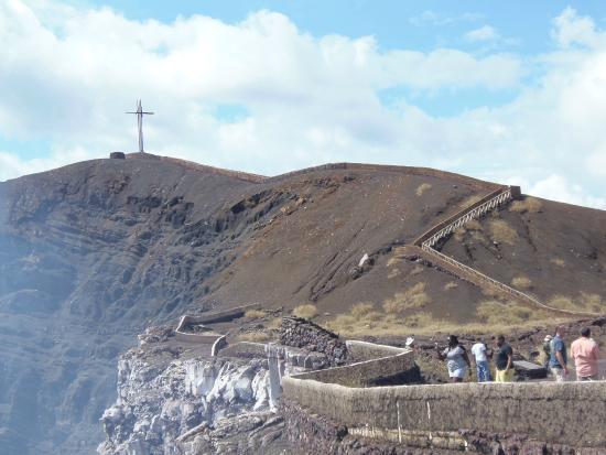 Playa Hermosa, Kostaryka: Volcan Masaya