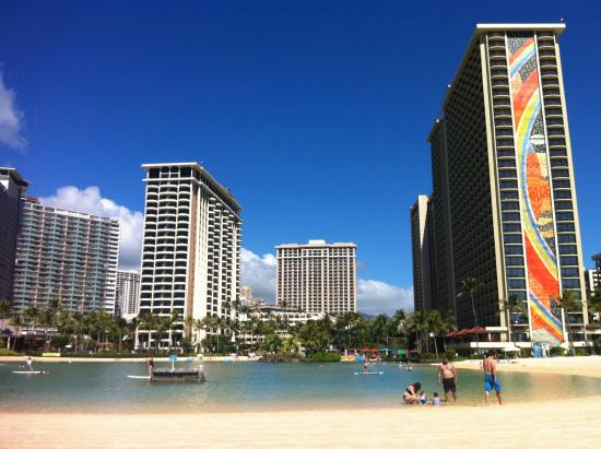 Hilton Hawaiian Village Waikiki Beach Resort Rainbow Tower E Laguna