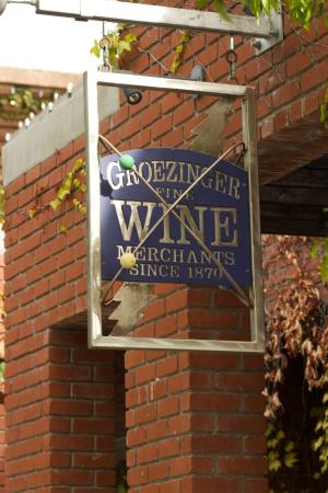 Groezinger's Wine Merchants
