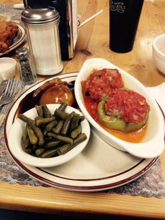 Mary's Place: The Stuffed Pepper daily special