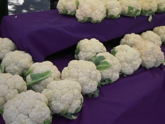 Little Italy Mercato : Healthy Cauliflower