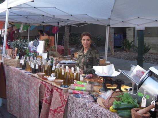 Little Italy Mercato : Christmas olive oil