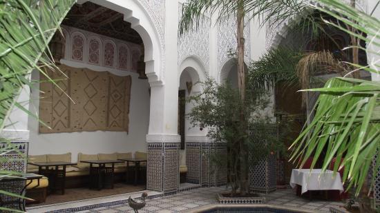 Riad & Spa Esprit du Maroc: On se détend toujours et encore