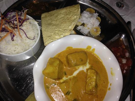 Tamarind House Restaurant: Island Fish curry