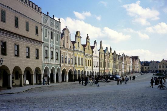 Belle rue de Brno