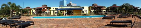 Posadas, Argentina: Sector piscina