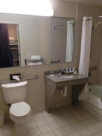 The Domain Hotel Bathroom