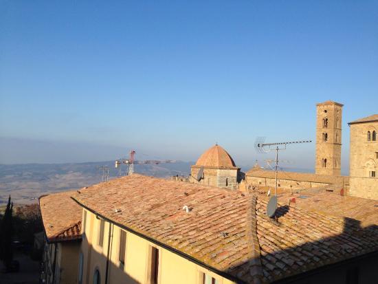 Albergo Nazionale: Vistas desde la ventana