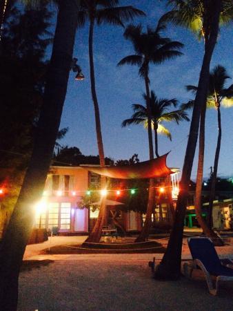 La Jolla Resort: Night view