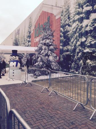 Event City: Ideal Home Christmas Show 15/11/2014