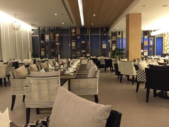Classic Kameo Hotel & Serviced Apartments, Rayong: 一階レストラン