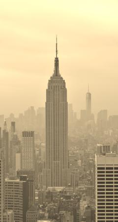 Custom & Private New York Tours Inc: Skyline from Top of the Rock