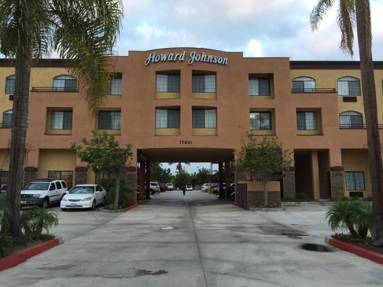 Quality Inn & Suites Huntington Beach Fountain Valley: 正面