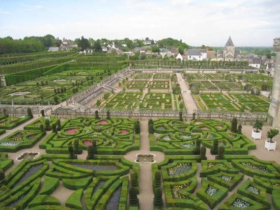 Fondettes, France: Villandry
