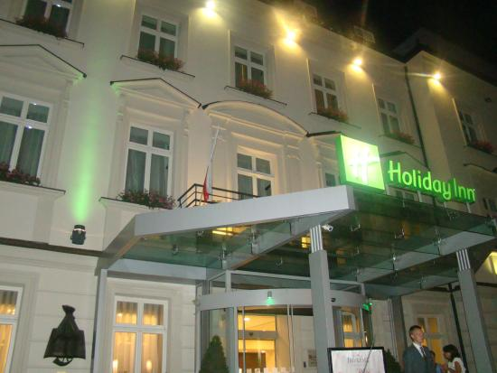 Holiday Inn Krakow City Center: Exterior do Hotel Holiday Inn em Cracóvia na Polônia