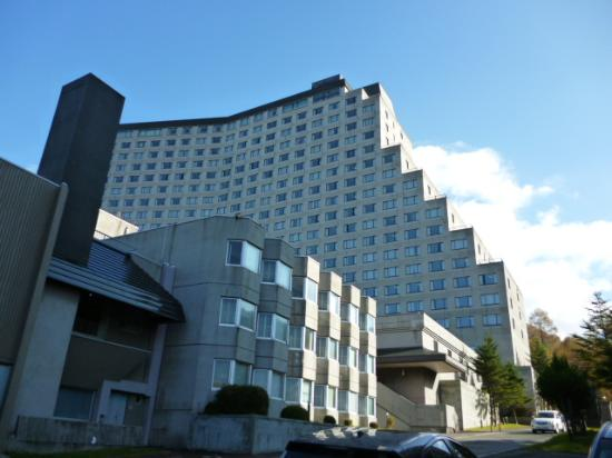 Hotel Listel Inawashiro Hon-kan: 併設するウィングタワー
