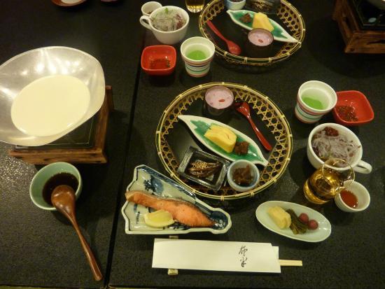 Hotel Nunohan: very pretty and tasty