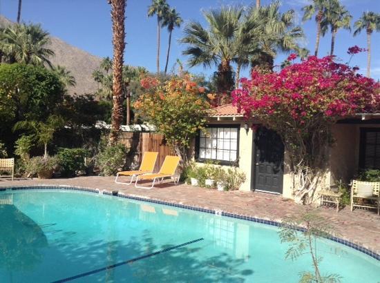 Villa Royale Inn : idyllic setting