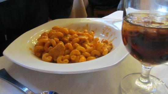 Cafe Baci: Cavatappi Secreto