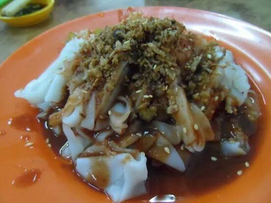 Thean Chun: The chee cheong fun that we had, there's a variety.