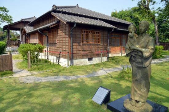 Hatta Yoichi Memorial Park, Wushantou Reservoir, Tainan city