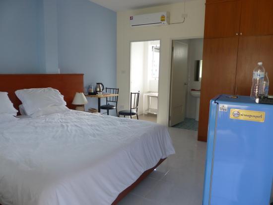 Grandma Kaew House: my room number 5