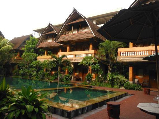 Troppo Zone Puri Rama Resort : Bungalows