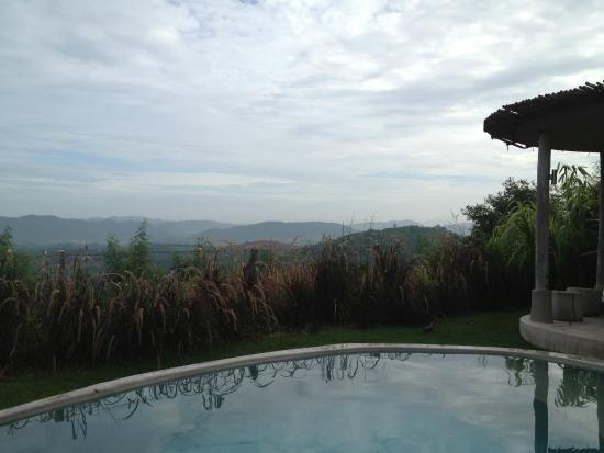 Sala Khaoyai: Stunning view from Room 7