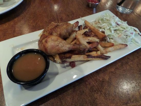 The Argyle St. Grill: Roast Chicken
