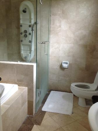 Mabini, Philippines : Bathroom