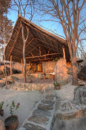 Nkwichi Lodge: The Chalet