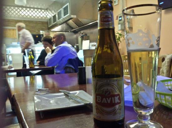 European Taste: Loved the Belgian Bavik