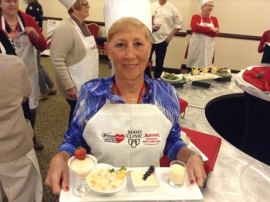 Rochester Marriott Mayo Clinic Area: Heart Healthy Cooking at Marriott