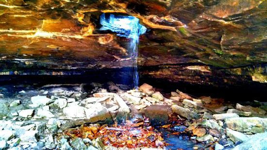 Glory hole cave pics