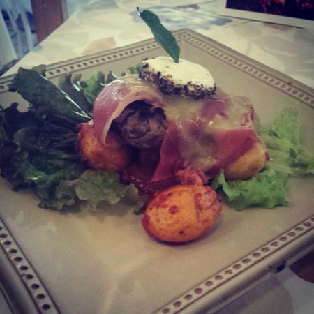 Bistro de la Presa Resto: Filete Iberico
