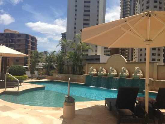 Quay West Suites Brisbane: Pool