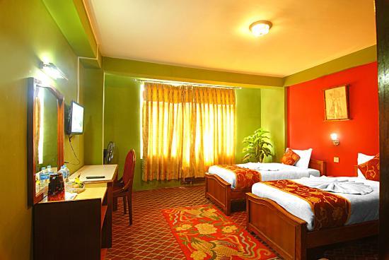 Kathmandu Grand Hotel: Suite Room