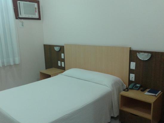 Travel Inn Hotel Plaza Mar : Cama