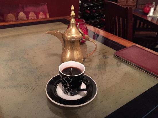 Karam Lebanese & Syrian Cuisine: Turkish Coffee