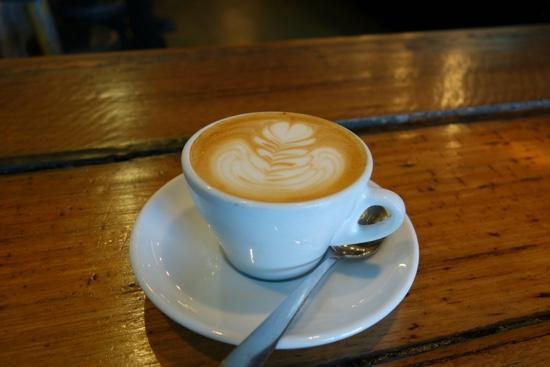 Pilgrim Coffee: lovely