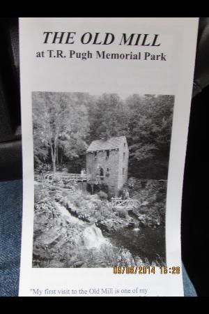 The Old Mill: pamphlet